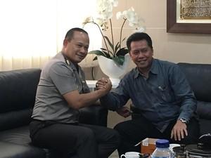 Tak Ikut Aksi, SPSI Tangerang Rayakan May Day dengan Memancing