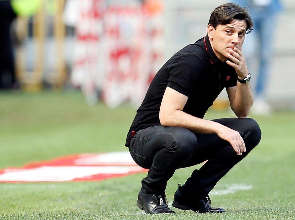 Montella Minta Rumor Transfer Seputar Milan Dihentikan