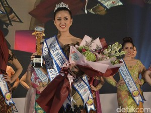 Mengenal Marsya Gusman, Sang Miss Internet 2017