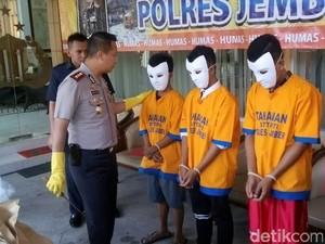 Tiga Pelaku Pembunuhan Siswa SMK Lumajang Tertangkap