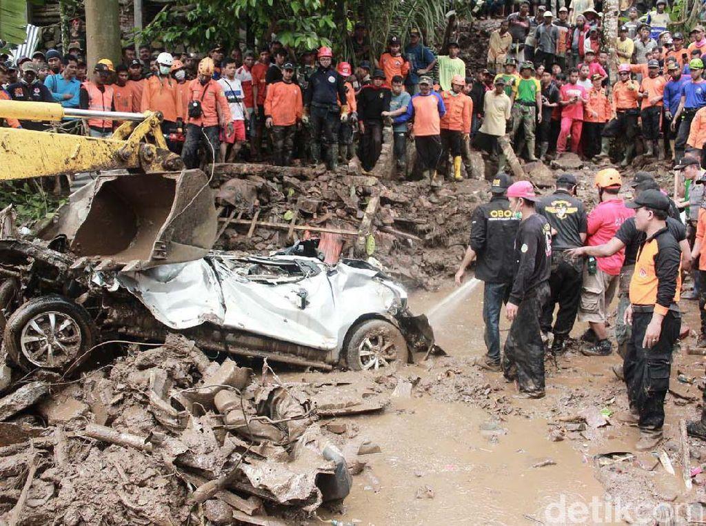 Pencarian Korban Banjir Bandang Magelang Dihentikan Lebih Awal