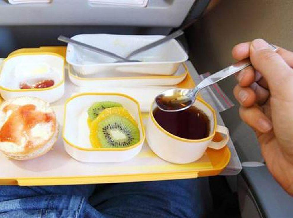10 Fakta Soal Makanan Pesawat Ini Menarik Diketahui (1)