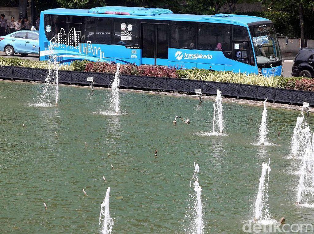 50 Persen Penjualan Bus Hino Jadi Bus TransJakarta