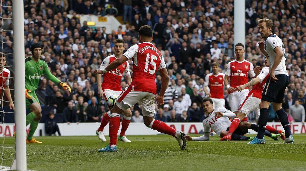 Spurs Tundukkan Arsenal Dua Gol Tanpa Balas