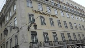 Menjelajahi Lisbon: Belanja dan Foto-foto di Hotel Cristiano Ronaldo