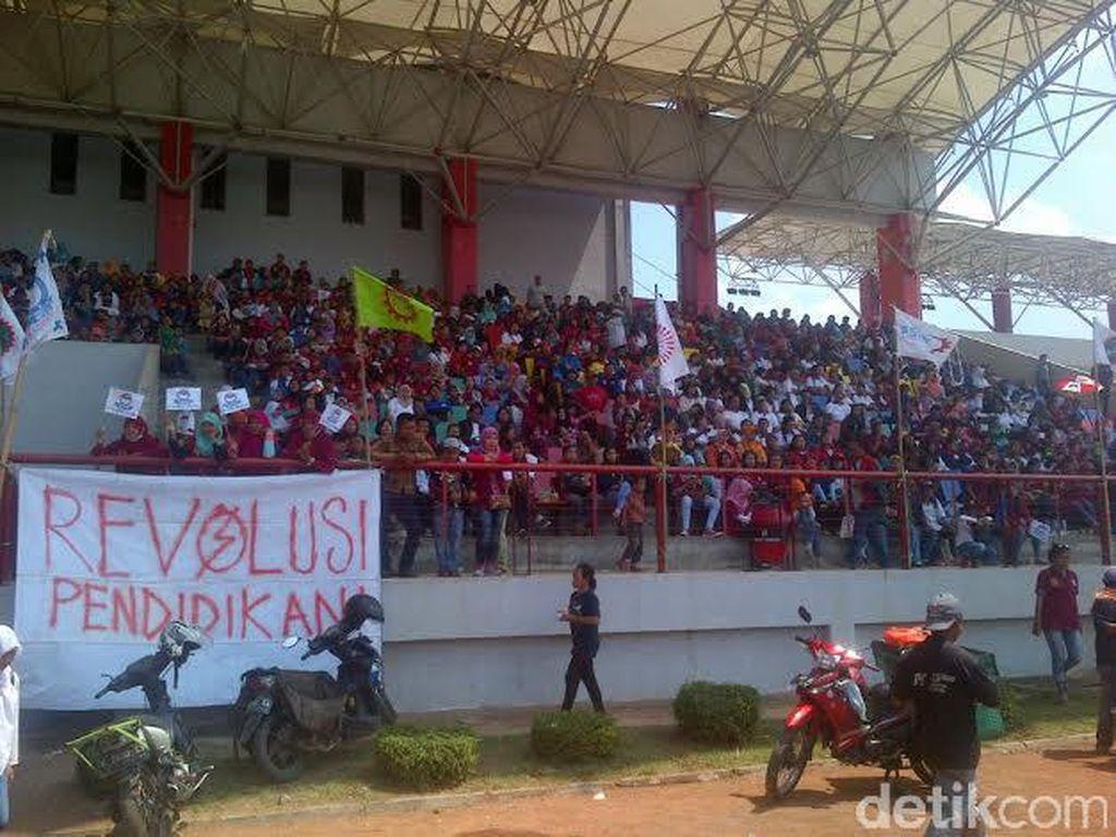 Tak Dapat Dukungan, Aksi Sosial Buruh di Semarang Batal Digelar