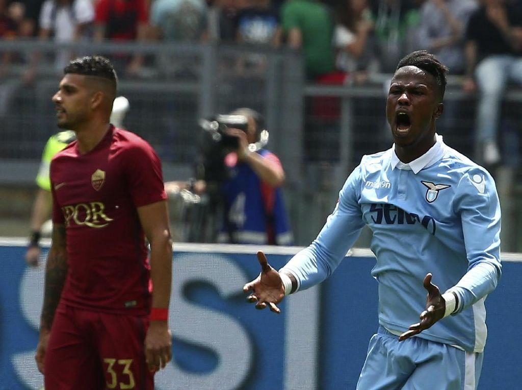 Serangan Balik Jadi Kunci Kemenangan Lazio di Derby della Capitale
