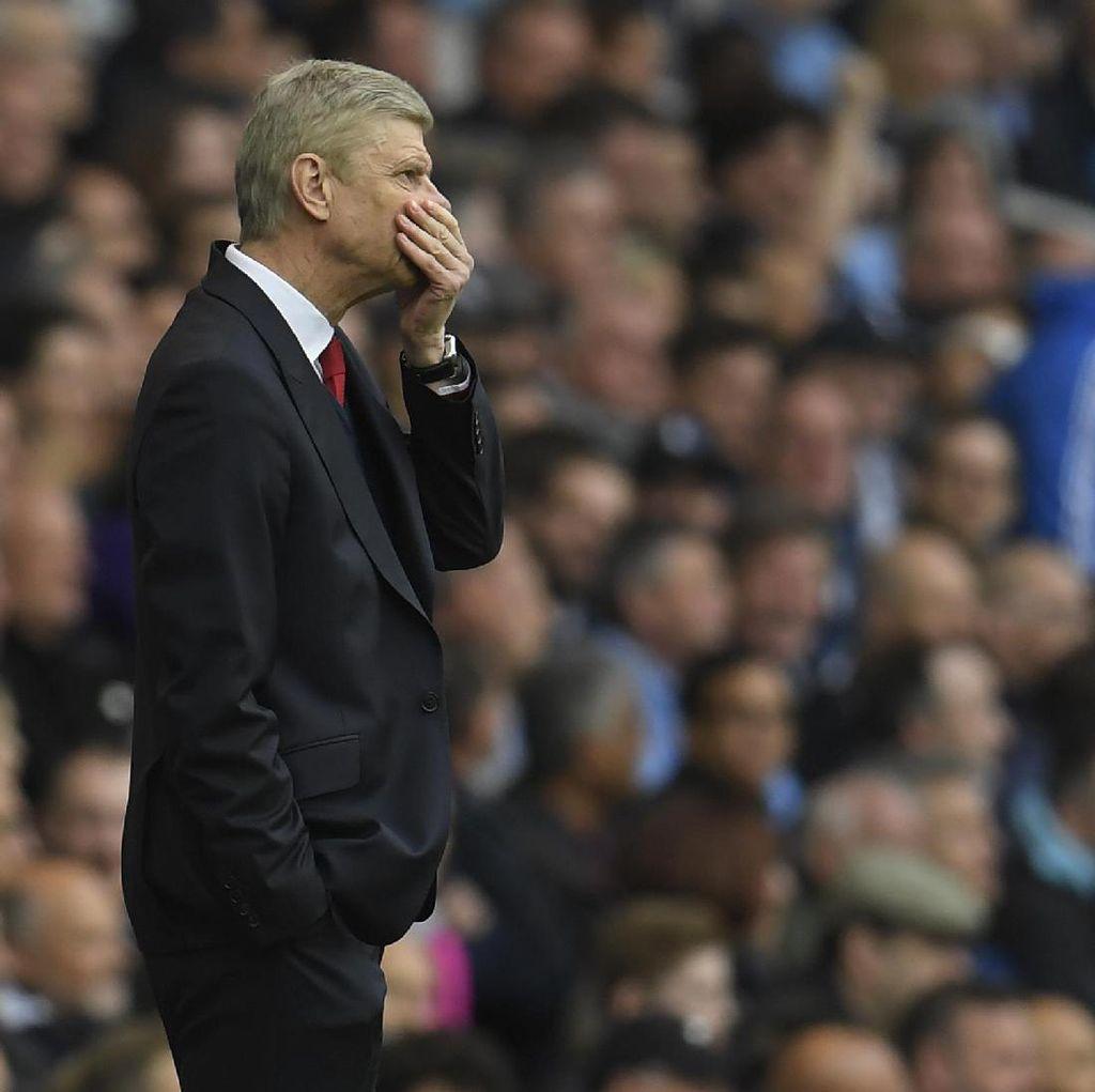 Wenger: Arsenal Harus Berjuang Kembali ke Empat Besar dan Menangi Satu Final