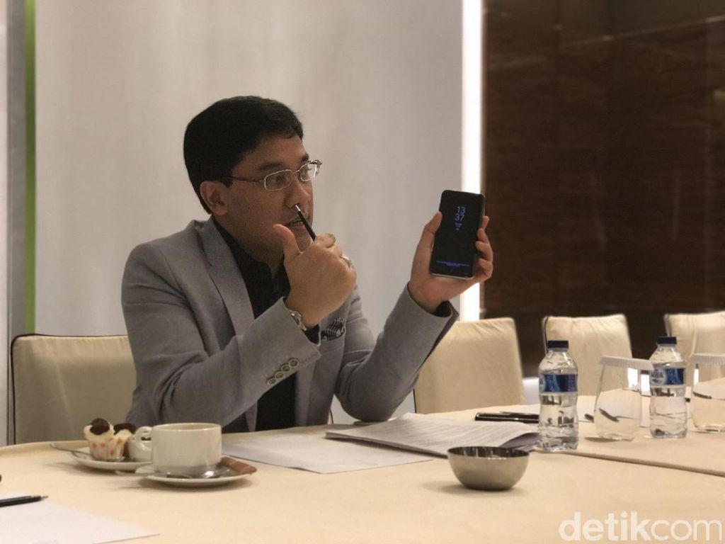 Mau Tanamkan Iklan di dalam Ponsel, Samsung?