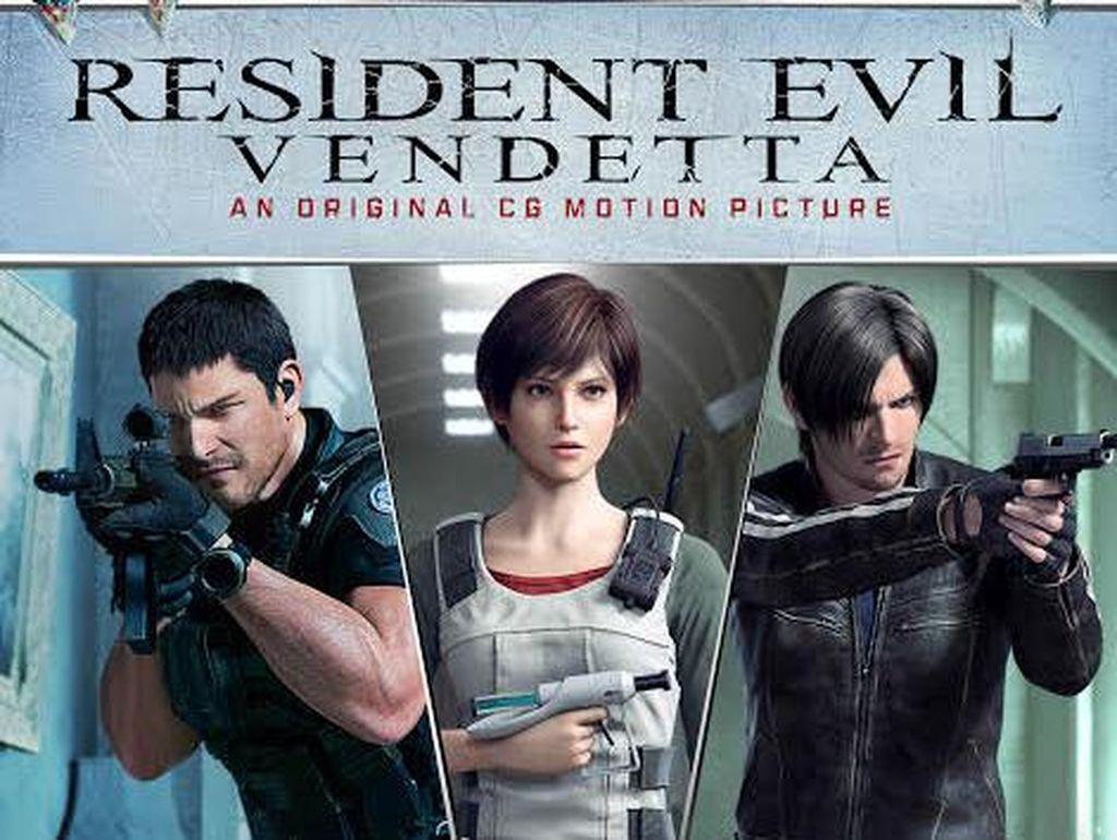 Ini Jadwal Rilis Film Resident Evil: Vendetta