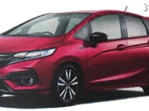 Tampang Honda Jazz Facelift Muncul di Brosur