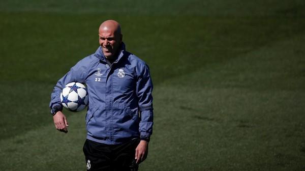 Zidane: Madrid Bukan Favorit di Semifinal