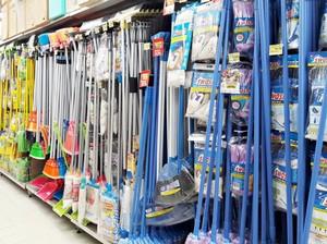 Rumah Lebih Bersih dengan Promo Alat Pel di Transmart Carrefour