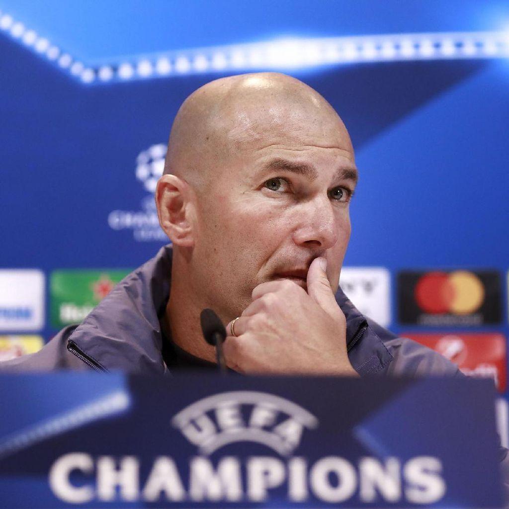 Zidane di Ambang Final Spesial Lawan Juventus yang Istimewa