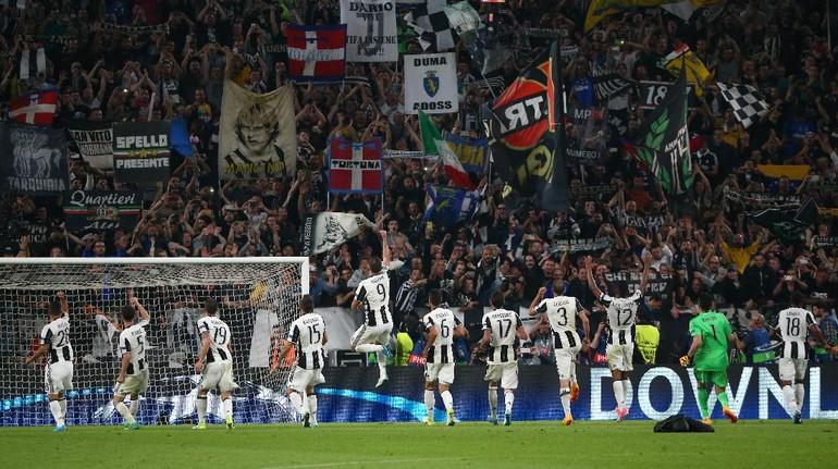 Waktunya Juventus Naik Kelas