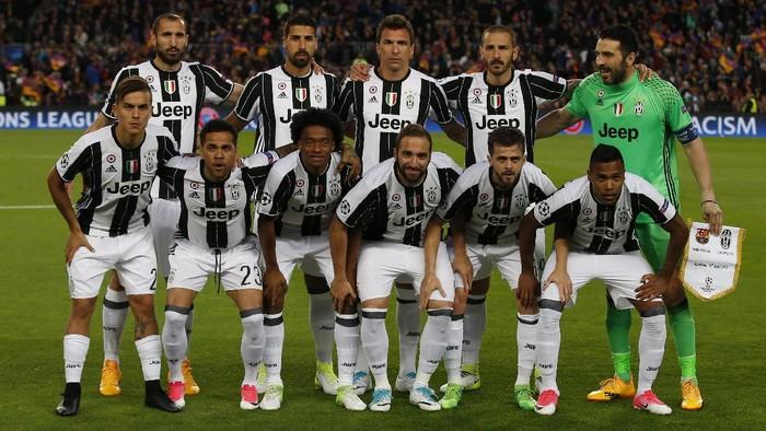 Juventus (Foto: Reuters / Sergio Perez Livepic)