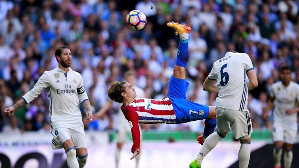 Carvajal: Semoga Grizemann Sukses, tapi Bukan Saat Melawan Madrid