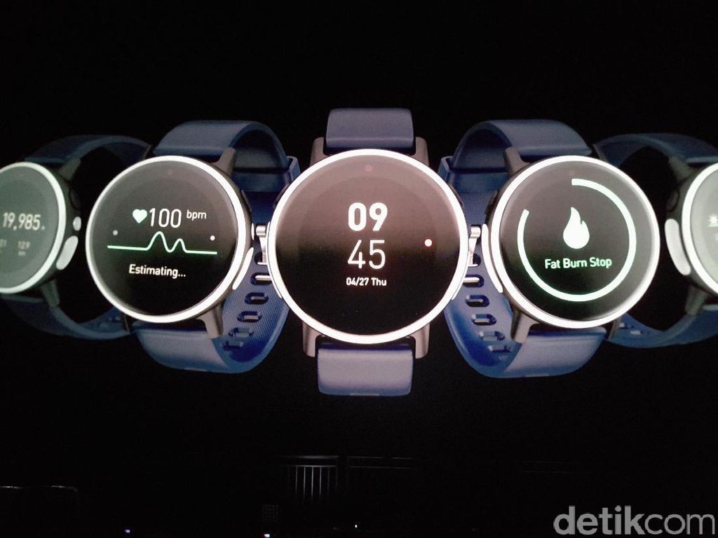 Smartwatch Acer Leap Ware yang Tampil Simpel