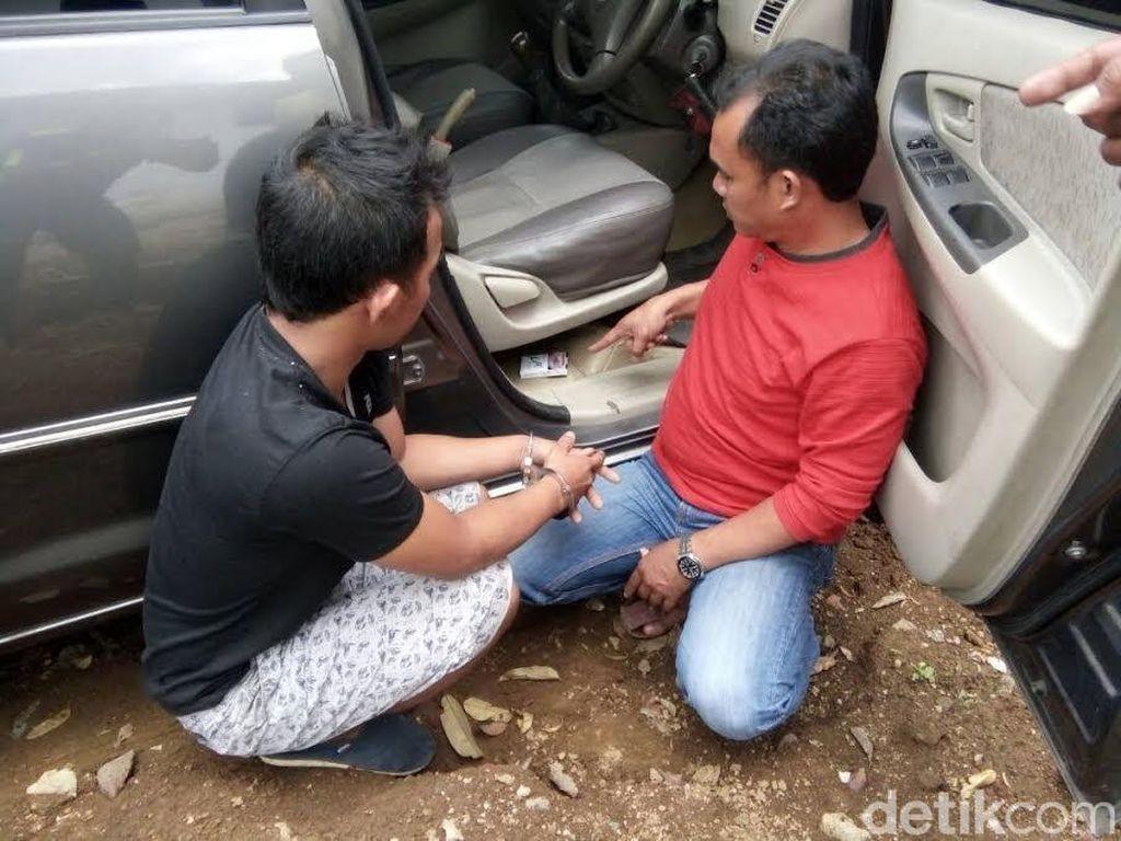 Diringkus Nyabu di Mobil, Polisi juga Temukan Senjata Airsoft Gun