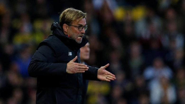 Liverpool Bikin Klopp Jantungan