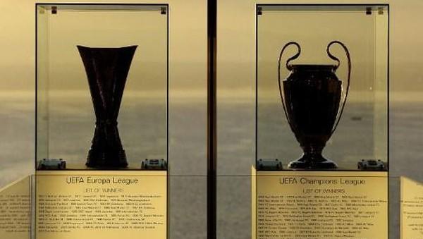 Hasil Liga Champions dan Liga Europa