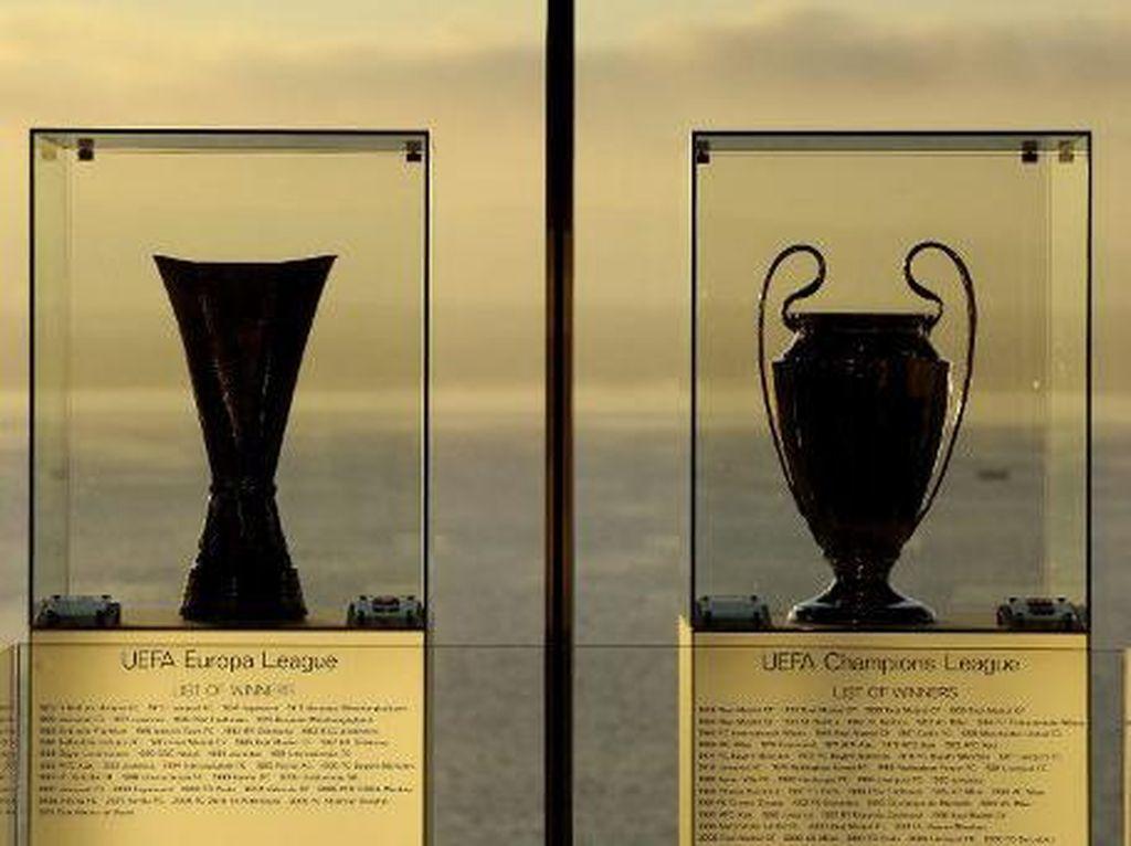 Ini Wakil Inggris di Liga Champions dan Liga Europa Musim Depan