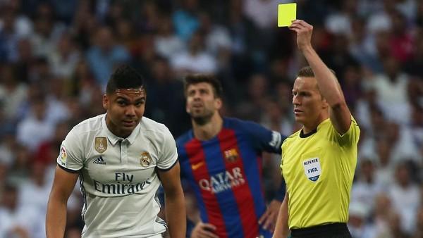 Zidane Soal Casemiro dan Kemungkinan Main dengan 10 Orang
