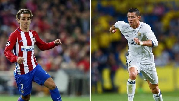 Potensi Gol di 15 Menit Akhir <I>El Derbi Madrileno</I>
