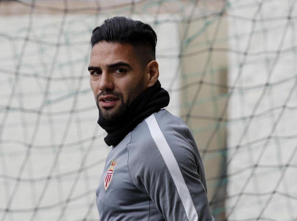 Jika Monaco Tetap Ambisius, Falcao Akan dengan Senang Hati Bertahan Lebih Lama