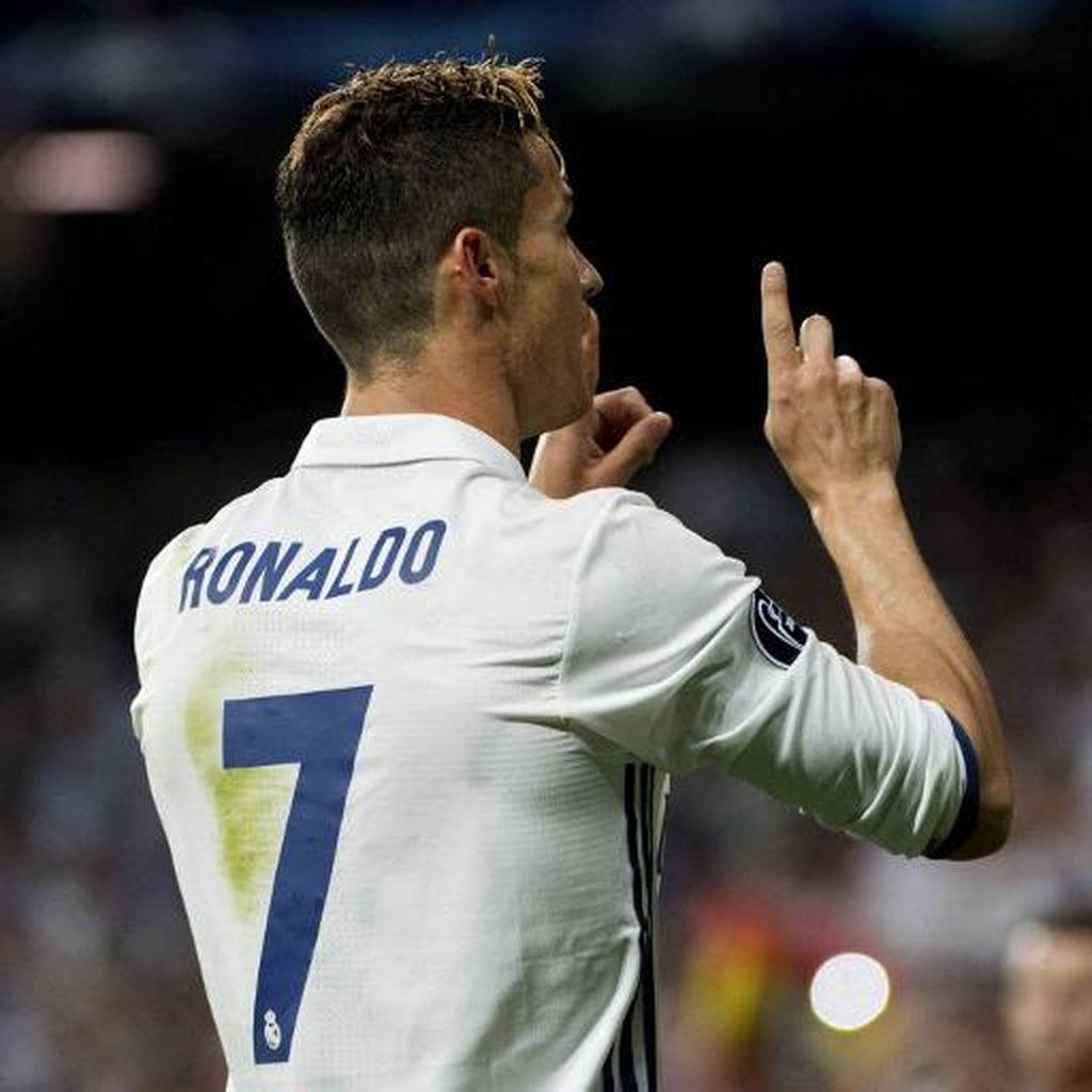 Ronaldo Marah karena Kasus Pajaknya, tapi Akan Tetap di Madrid