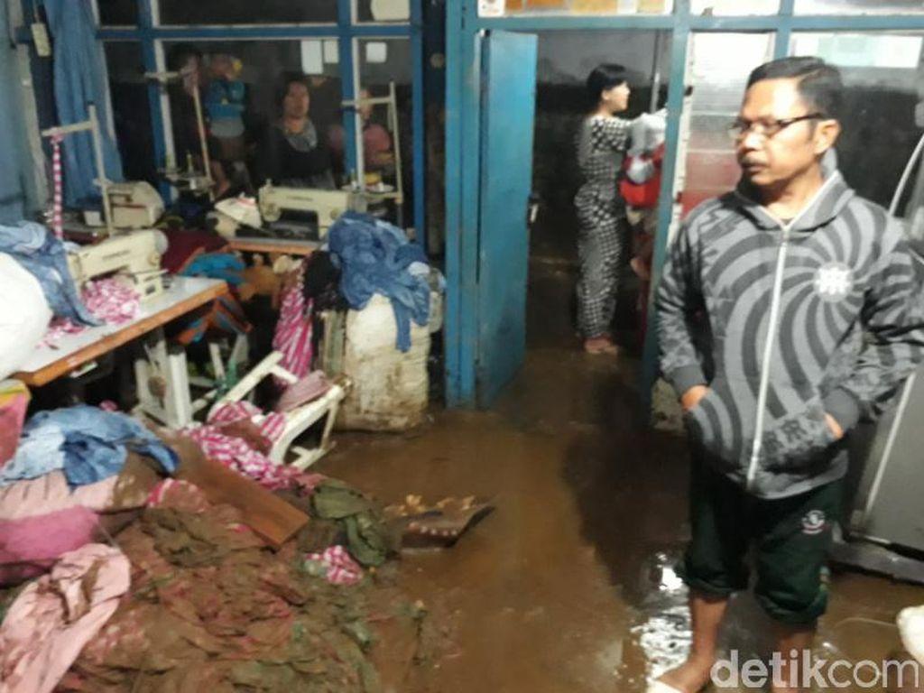 Selain Pasirjambu Banjir Bandang Juga Terjang Ciwidey, 27 Rumah Rusak
