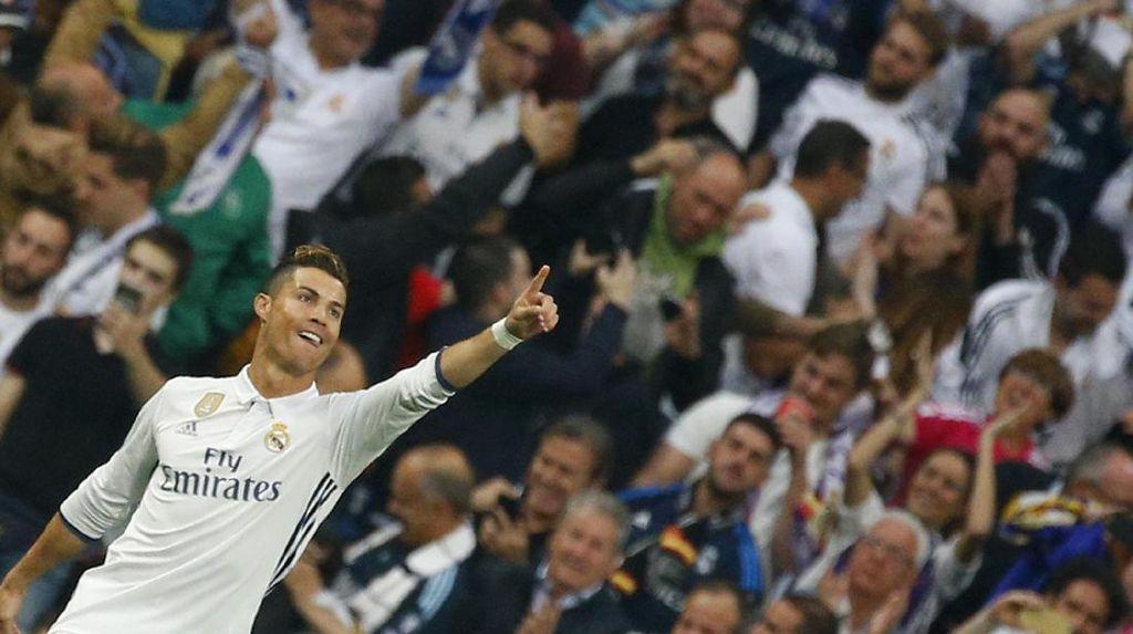 3 Gol Ronaldo Libas Atletico Madrid