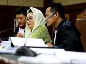 Siti Fadilah akan Singgung soal Amien Rais di Pleidoinya