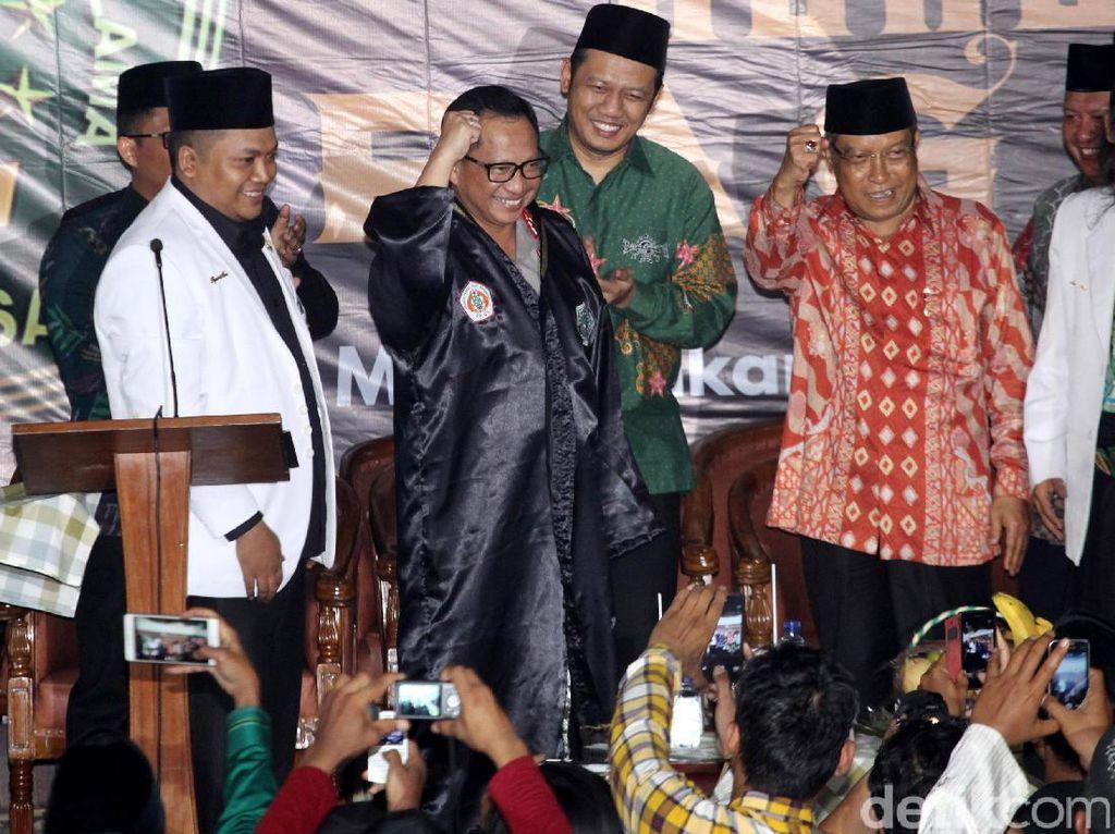 Kapolri Buka Kongres Pencak Silat Nahdlatul Ulama Pagar Nusa