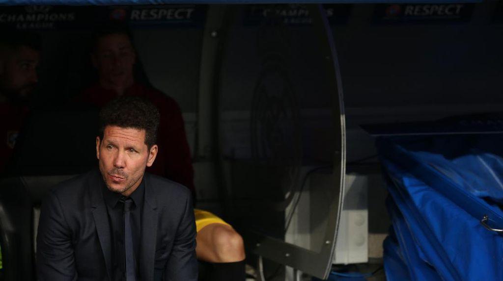 Video: Atletico Siapkan Misi Balas Dendam