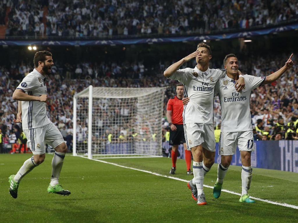 Skor 3-0 Cerminan Superioritas Madrid
