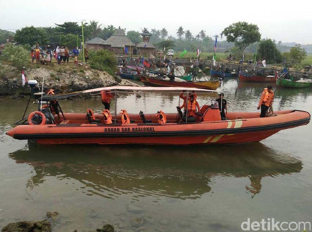 Perahu Nelayan dan Pinisi Tabrakan di Jepara, 1 Orang Tewas