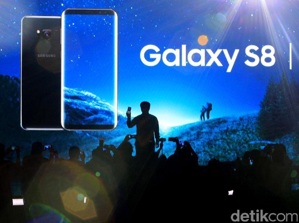 Samsung Cicipi Android Oreo di Galaxy S8