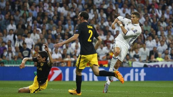 Dua Keuntungan Utama Madrid atas Atletico