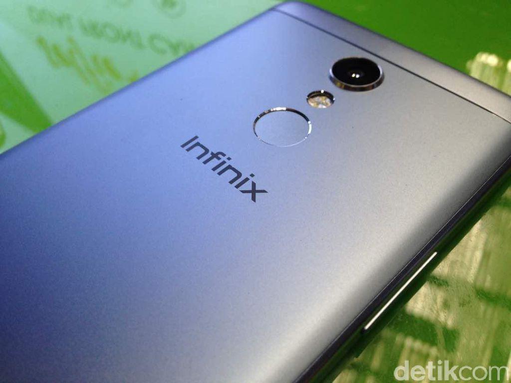 Infinix Siapkan 3 Ponsel Anyar untuk Awal 2019