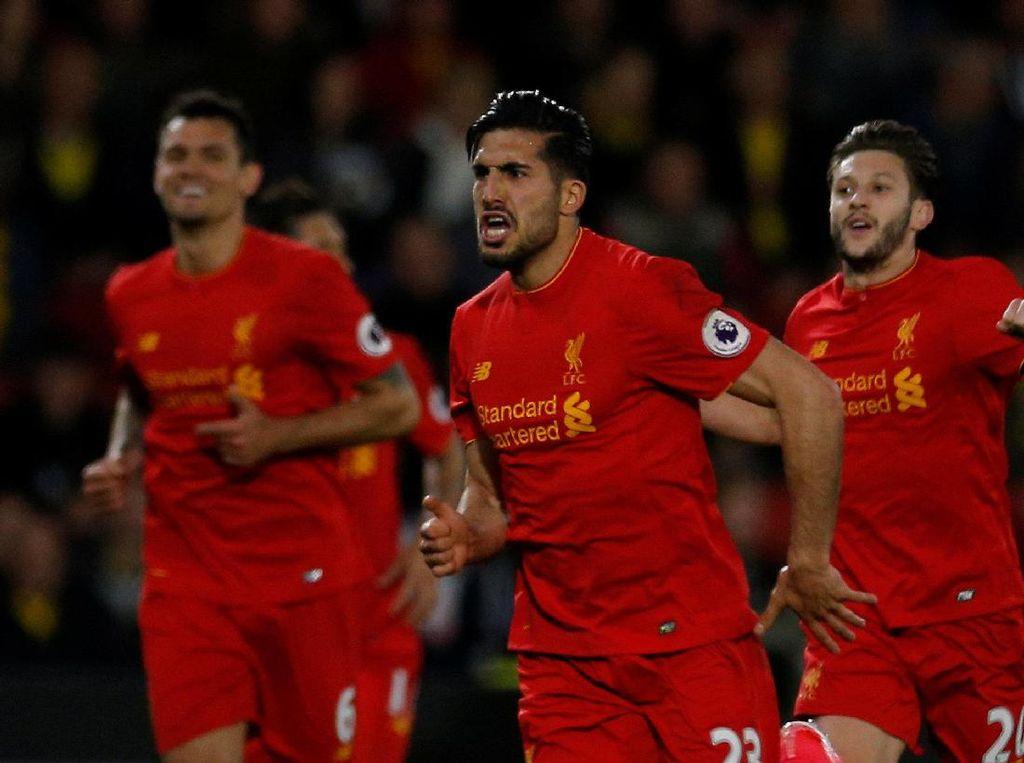 Tiga Final untuk Liverpool Demi Tiket Liga Champions