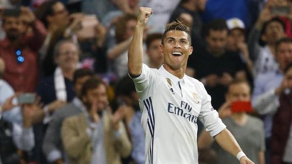 Hebatnya Cristiano Ronaldo