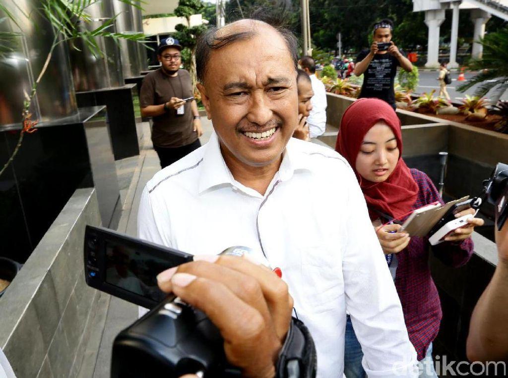 Anggota DPR Markus Nari Diperiksa KPK