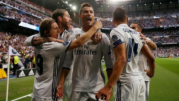 Madrid Sudah Koleksi 300 Kemenangan di Kompetisi Eropa