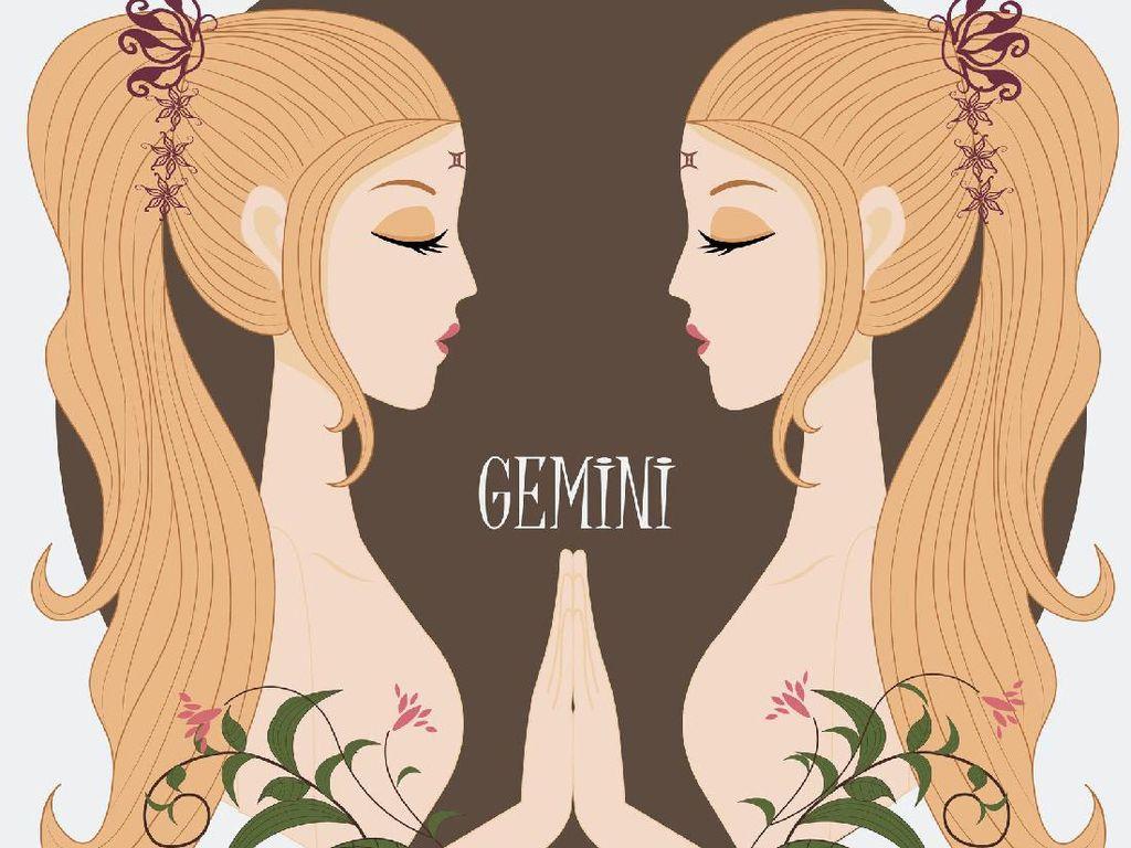 Ramalan Zodiak Hari Ini: Gemini Jangan Cinta Buta