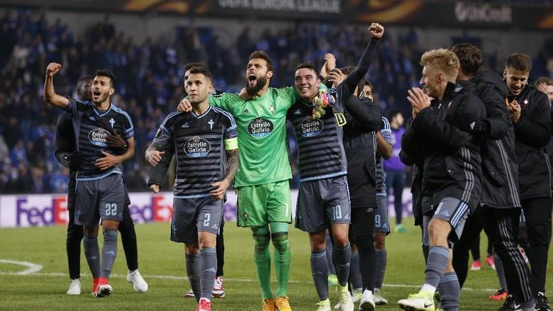 Membayangkan Celta Vigo Mengalahkan MU