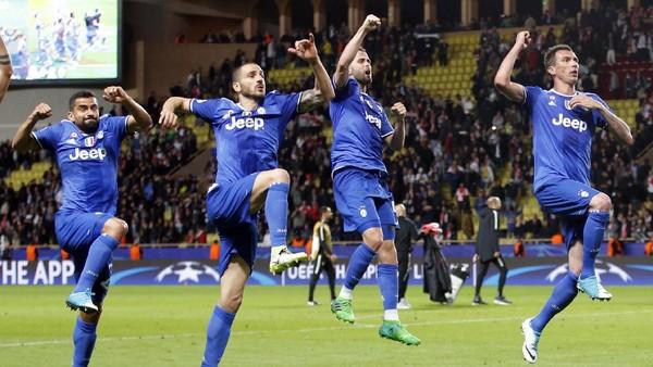 Juventus Takkan Main Aman Lawan Monaco