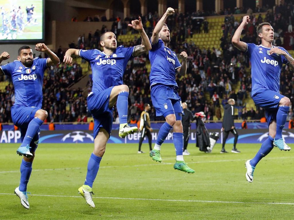 Madrid Butuh Penampilan Mahakarya untuk Hentikan Keberingasan Juventus