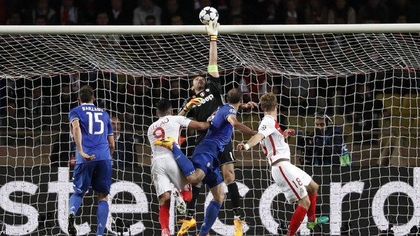 Angka-Angka di Balik Rentetan <i>Clean Sheet</i> Juventus