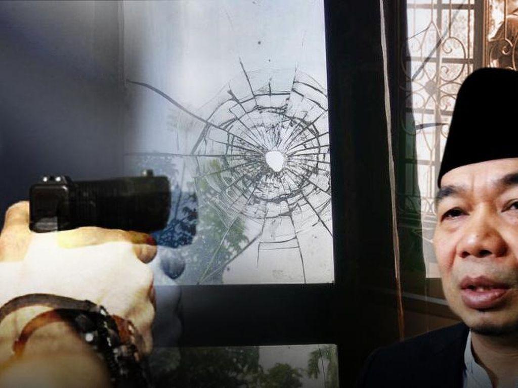 Jenis Senjata Penembak Rumah Jazuli, Polisi Tunggu Hasil Labfor